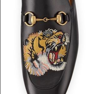 Brand New Gucci Princetown Mules